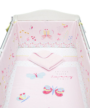 Mothercare Butterfly Bed In A Bag