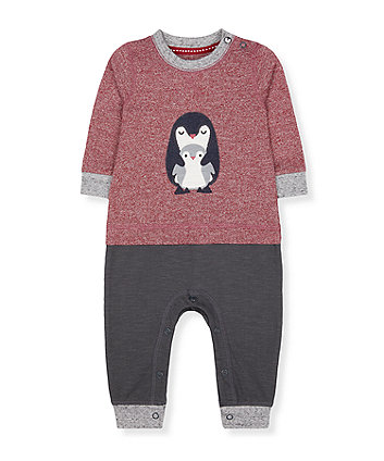 Mothercare Penguin All In One