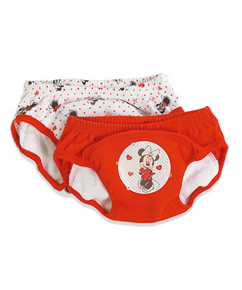 Disney Minnie Mouse Small Potty Training Pants 2 Pack
