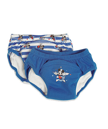 Disney Mickey Mouse Potty Training Pants 2 Pack
