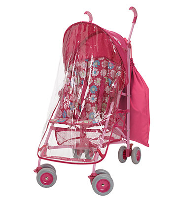 Mothercare Jive Stroller Accessory Pack Daisy