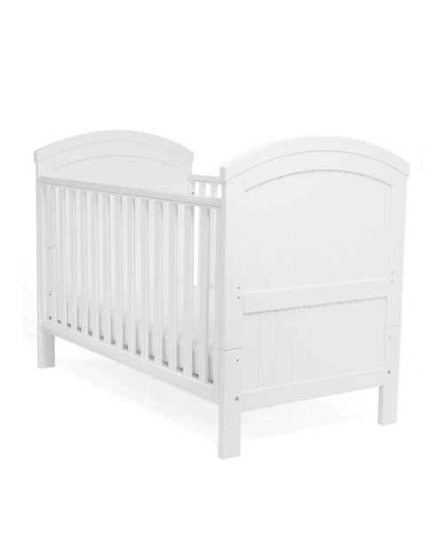 Mothercare Westbury Cot Bed - White