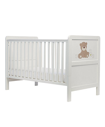 Mothercare Loved So Much Cot Bed - White