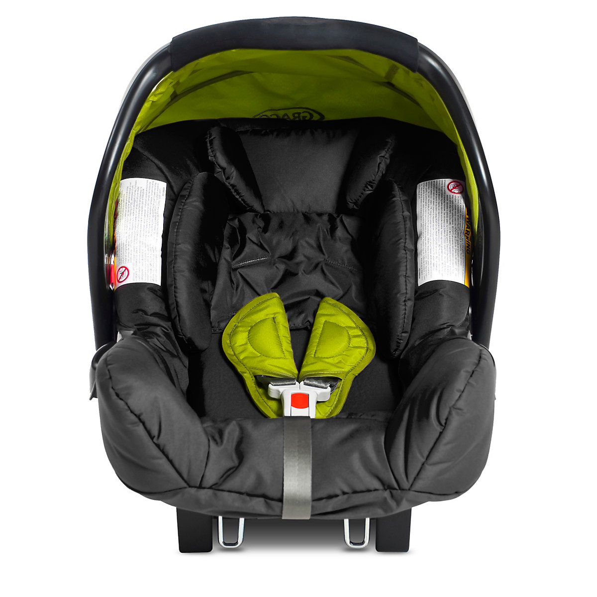 'Graco Evo Junior Baby Car Seat - Lime