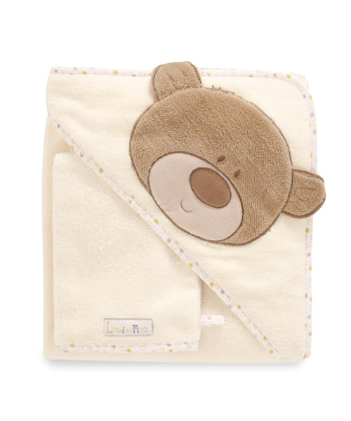 Mothercare Loved So Much Cuddle N Dry And Wash Mitt