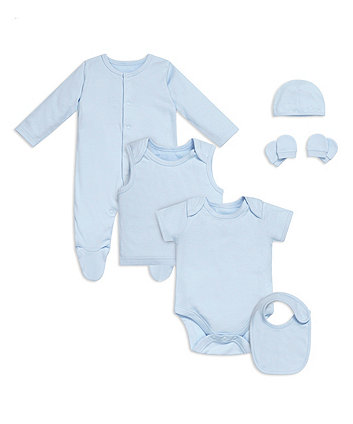 Mothercare My First 8 Piece Starter Set - Blue