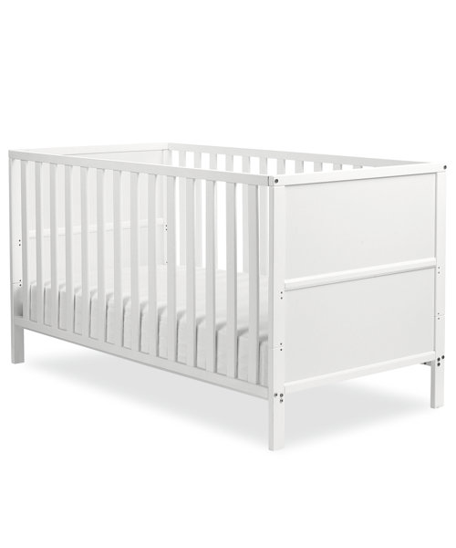 Mothercare Ayr Cot Bed- White