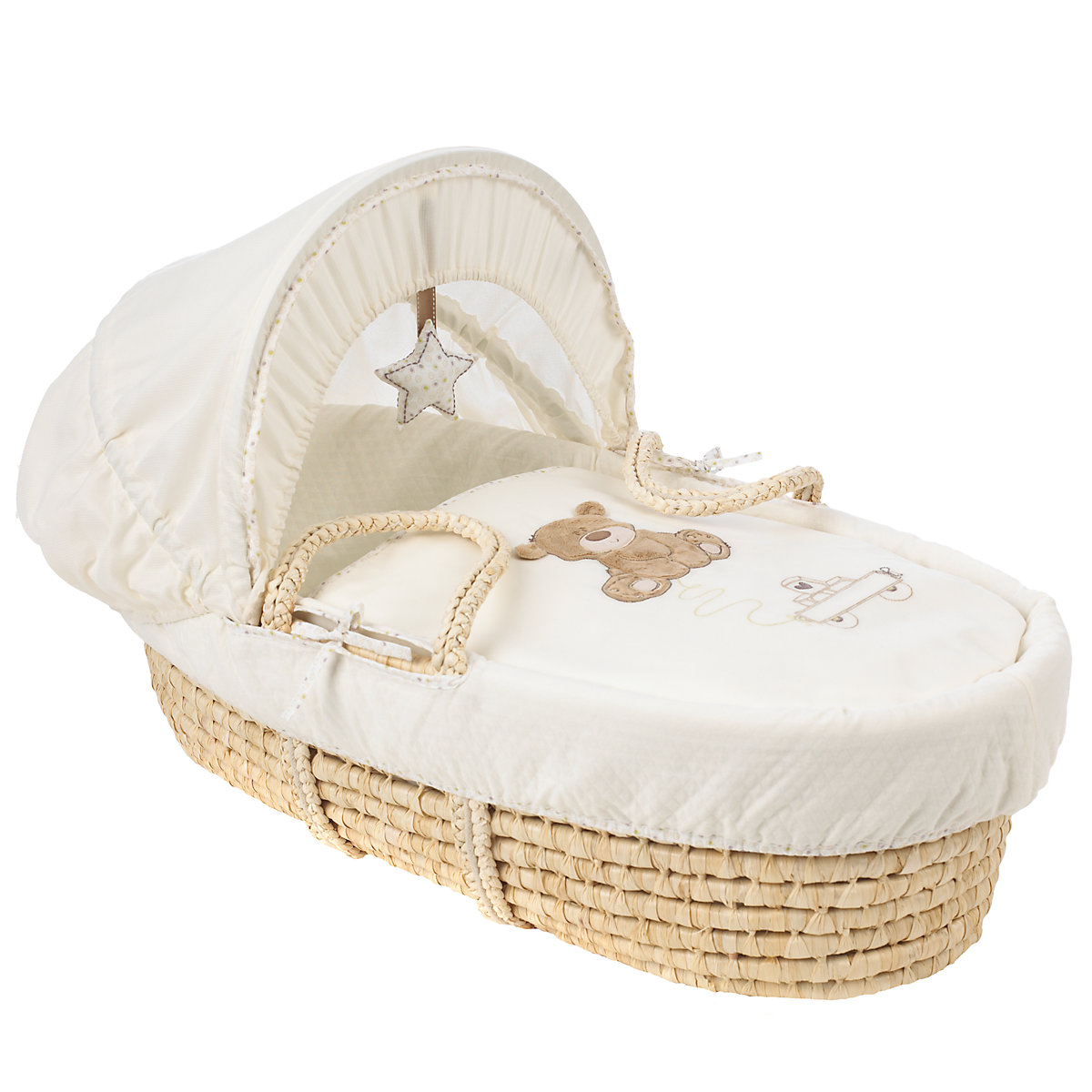 Mothercare Loved So Much Moses Basket Kohoo For Baby