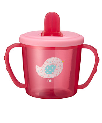 Mothercare First Cup Flip Top - Bird
