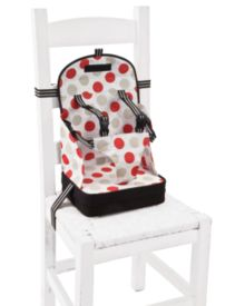Baby Polar Gear On The Go Booster Seat - Polkadots