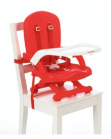Mothercare Folding Booster Seat - Red