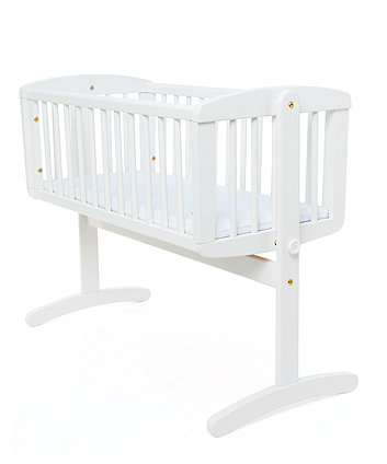 *Mothercare Swinging Crib - White