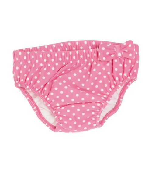Mothercare Pink Bow Swim Nappy