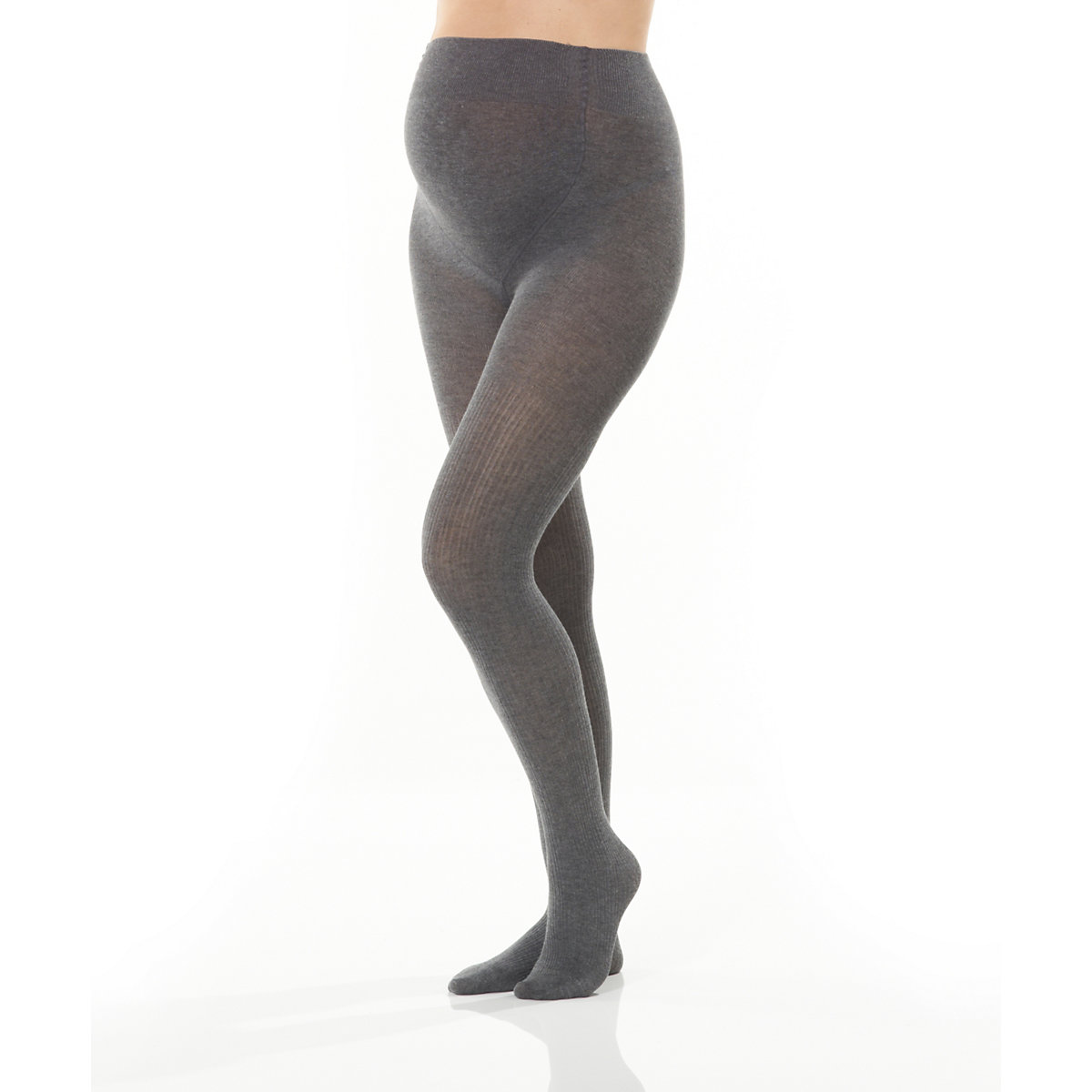 Blooming Marvellous Maternity Grey Tights 100 Denier