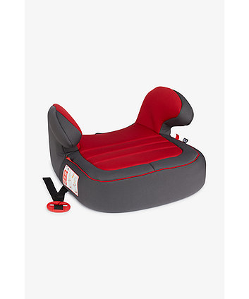 Mothercare Dream Booster Car Seat  - Grey and Red