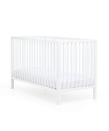 Mothercare Balham Cot - White