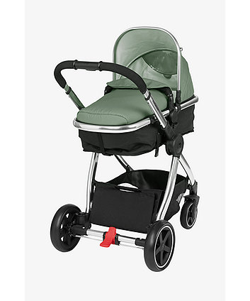 Mothercare Journey Chrome Travel System - Sea Spray