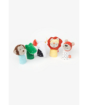 Mothercare Into The Wild Finger Puppets