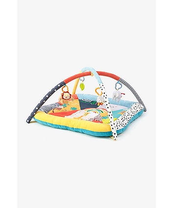Mothercare Into The Wild Playmat And Arch