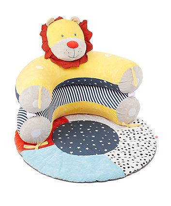 Mothercare Into The Wild Sit Me Up Cosy