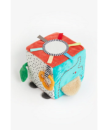 Mothercare Into The Wild Activity Cube