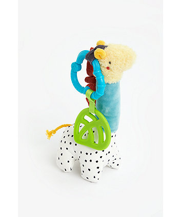 Mothercare Into The Wild Giraffe Activity Toy