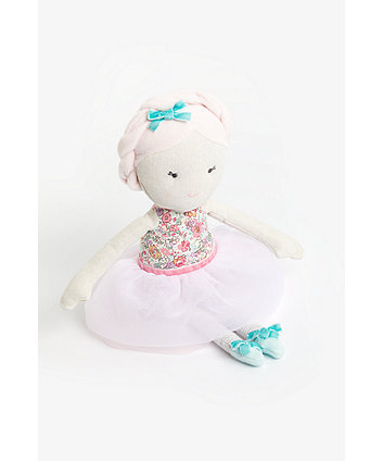 Mothercare Rosie Soft Doll