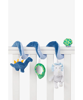 Mothercare Dinosaur Cot Spiral