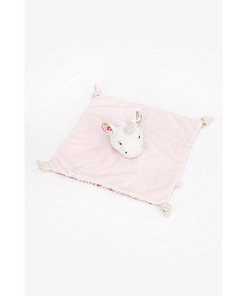 Mothercare Fairy-Tale Unicorn Blankie Comforter