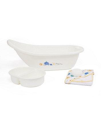 Mothercare Sleepy Safari Bath Set