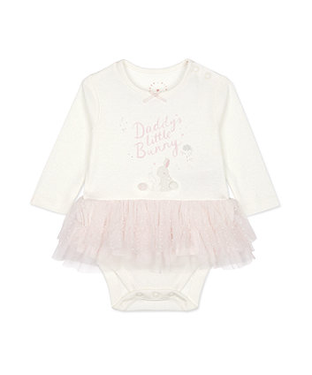 Mothercare My First Tutu Bodysuit