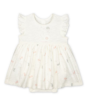 Mothercare My First Bunny Romper Dress