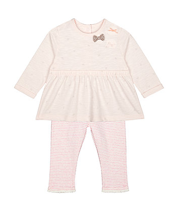 Mothercare My First Tunic Top And Leggings Set