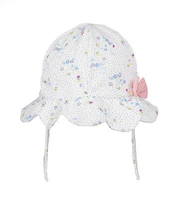 Mothercare Spring Garden Sun Hat