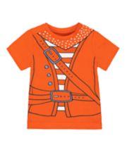 Mothercare Pirate Dress-Up T-Shirt
