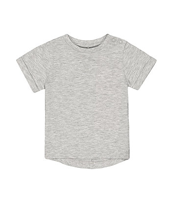 Mothercare Fashion Grey T-Shirt