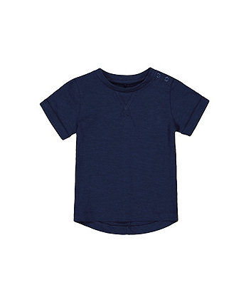 Mothercare Navy T-Shirt