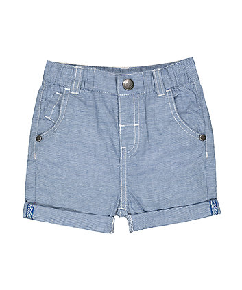Mothercare Fashion Chambray Shorts