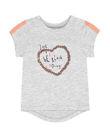 Mothercare Just Be Kind T-Shirt