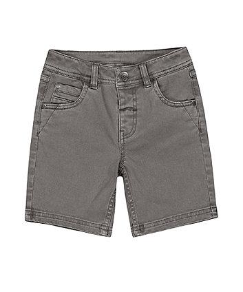 Mothercare Fashion Grey Shorts