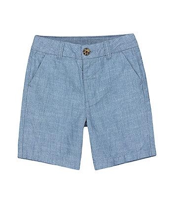 Mothercare Chambray Chino Shorts