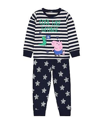 Mothercare Fashion George Pig Pyjamas