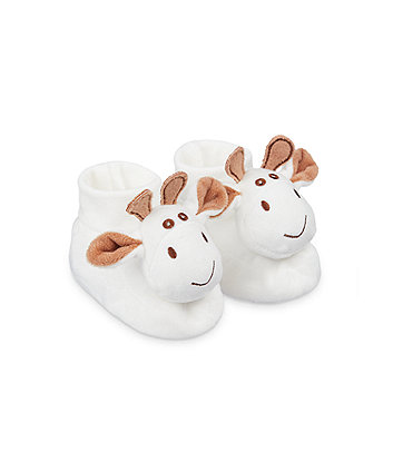 Mothercare Cow Rattle Sock Top Baggies
