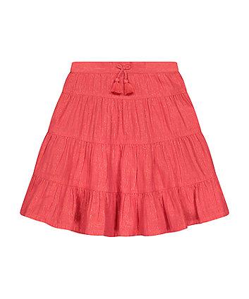 Mothercare Fashion Coral Midi Skirt