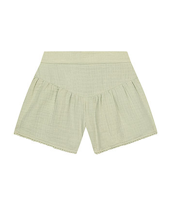 Mothercare Khaki Shorts