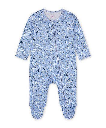 Mothercare Fashion Butterfly Sleepsuit