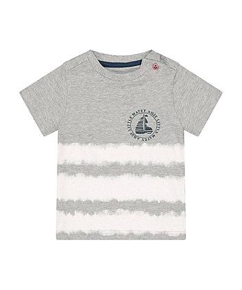 Grey Little Matey T-Shirt [SS21]