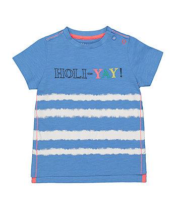 Mothercare Fashion Holi-Yay! T-Shirt