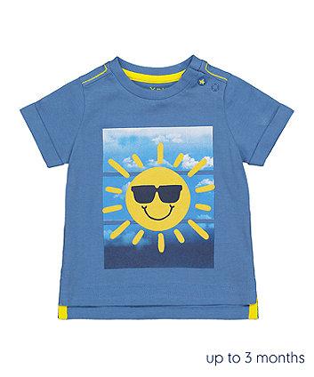Mothercare Fashion Sun Sequin T-Shirt