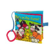 Mothercare Who's on the Farm? Book